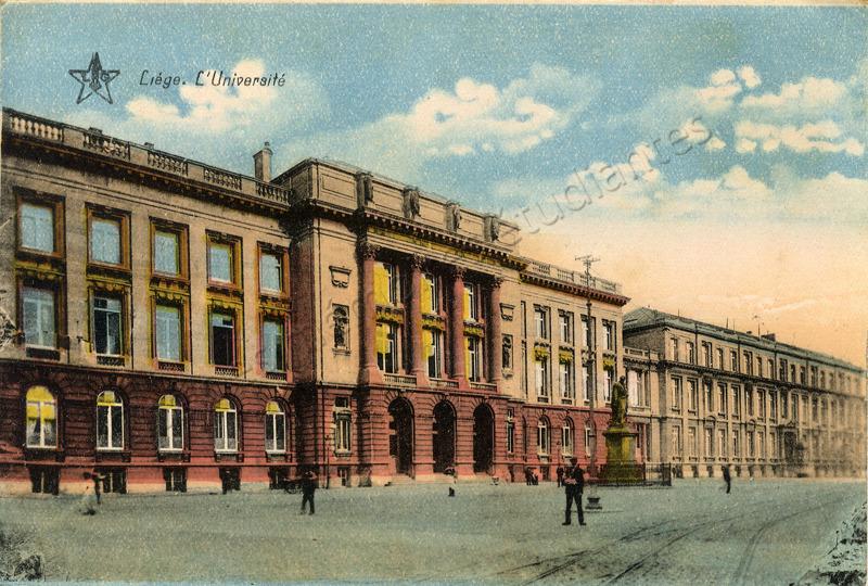 Liège-L'Université (couleurs)