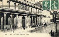 Paris.-La Faculté de Médecine, 1911