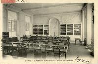 Paris.-Archives Nationales-Salle du public, 1904